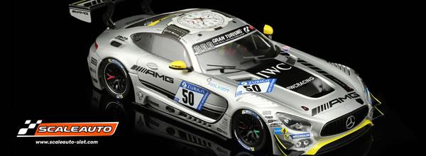 MB-A GT3 24h Nurburgring 2017 – SC-6778RD