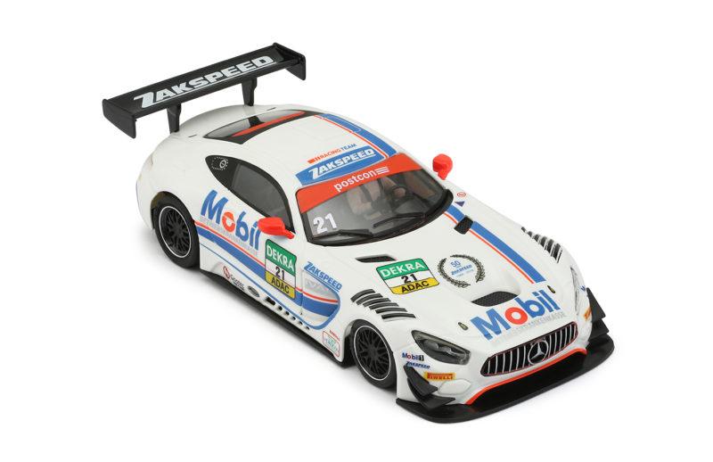 NSR0190 - Mercedes AMG GT3 #21 - Team Zakspeed BKK Mobil Oil Racing - ADAC GT Masters
