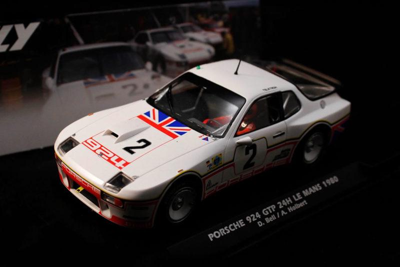 Porsche 924 Turbo #2 - 24h Le Mans 1980, T.Drone & A. Rouse
