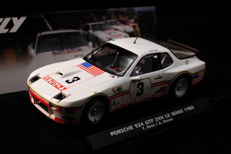 Porsche 924 Turbo #3 - 24h Le Mans 1980, D.Bell & A.Holbert