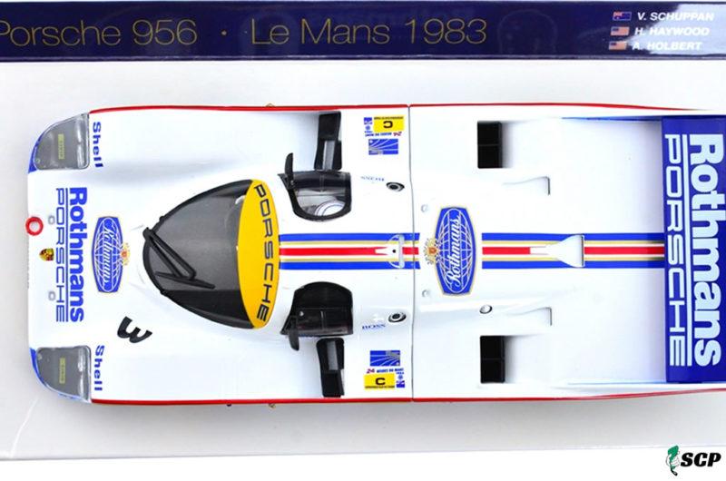 Porsche 956 LH #3 24h Le Mans Winner 1983 – CW24