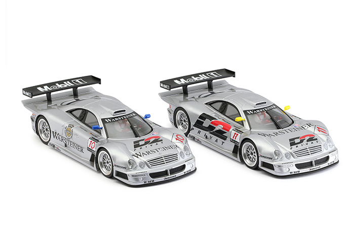 RS 0095 - CLK GTR AMG twin pack