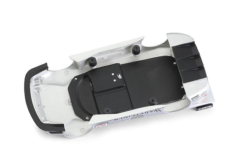 Revoslot les Mercedes CLK GTR carrosserie