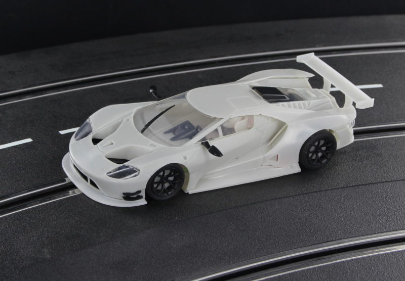 Sideways le kit de la Ford GT GT3 approche