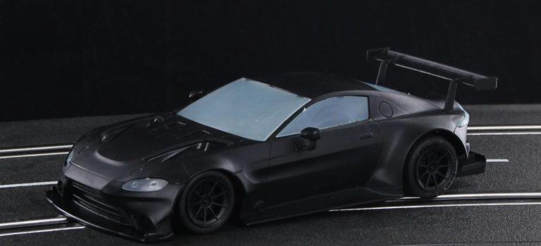 Sideways: le projet ASV GT3 / GTE est lancé