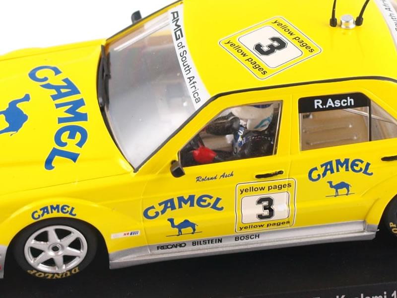 Slot.it La Mercedes 190 E - #3 Kyalami 1991 Roland Asch - CA44d