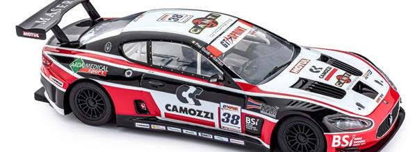 Slot.it: Les photos de la Maserati GT3 #38 1st Vallelunga 2012