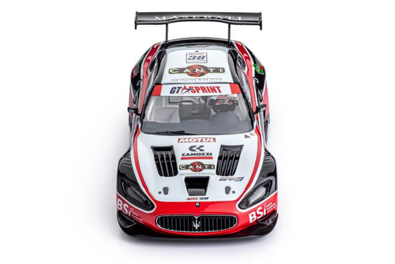 Slot.it - Maserati MC - GT3 - 1st Vallelunga 2012 - CA43b