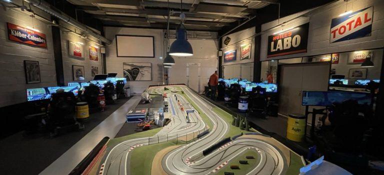 Legend Track: Un racing lounge en Alsace