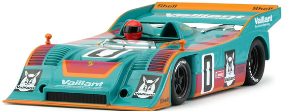 0208SW - Porsche 91710K livrée Vaillant # 0