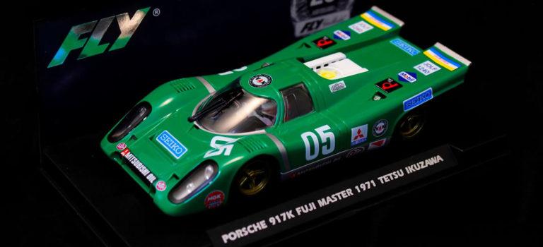 Fly Car Model: la Porsche 917k 250 Km Fuji Master 1971