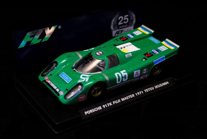 A2504 PORSCHE 917K 250KM FUJI MASTER 1971