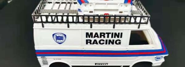 Avant Slot et Maralic: le Fiat 242 Martini Racing