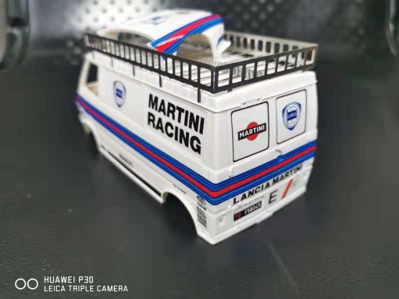 Avant Slot et Maralic le Fiat 242 Martini Racing