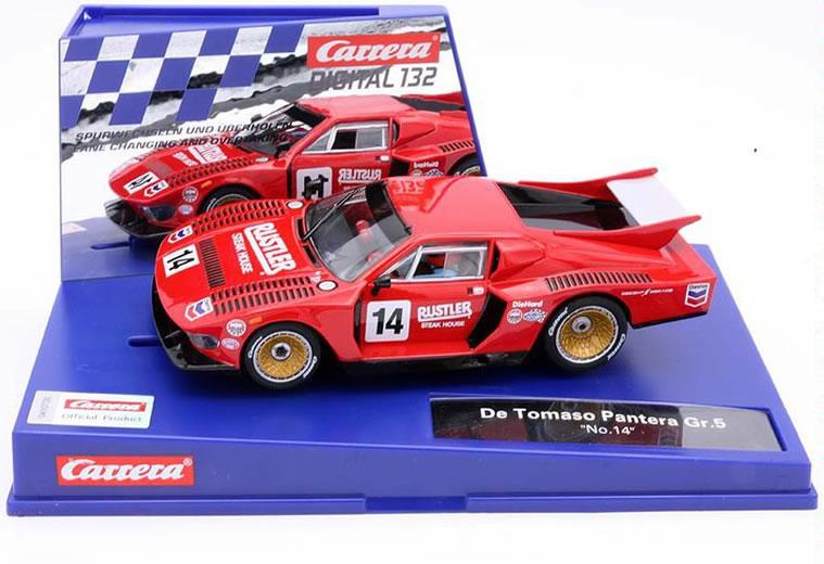 De Tomaso Pantera Nr. 14 Carrera Digital 30991