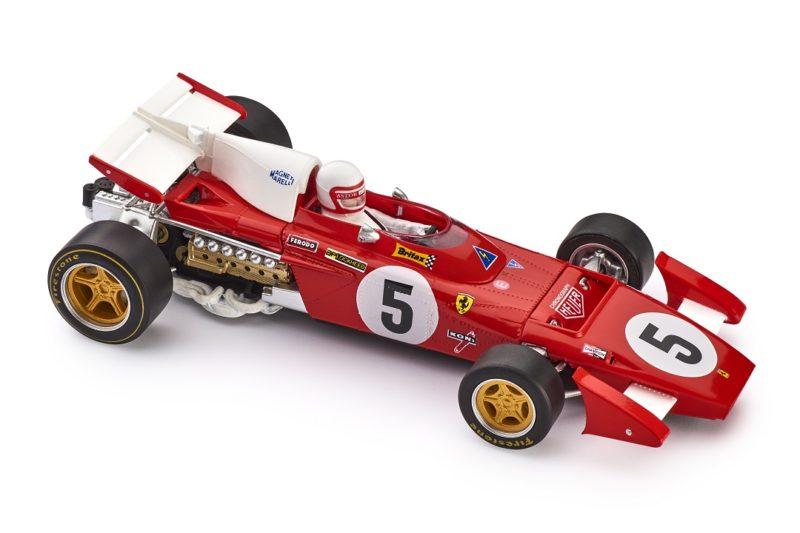 Ferrari 312 B2 #5 Silverstone 1971 (CAR05b)