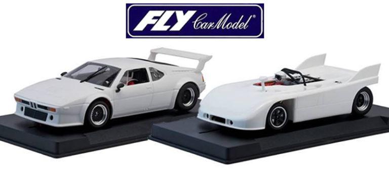 Fly Car Model: Deux slot cars pour la série «Sport»