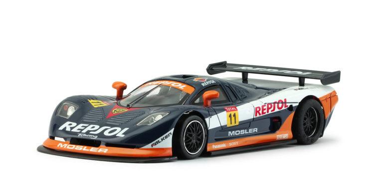 NSR: Deux Mosler MT900 R 1/32 Repsol