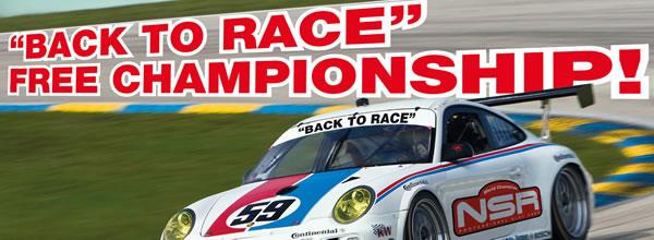 NSR Back to Race Free Championnat