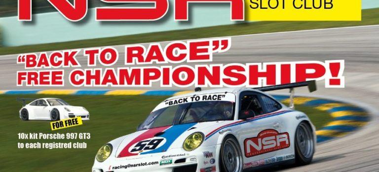 NSR: la liste des 100 clubs sélectionnés pour Back to Race