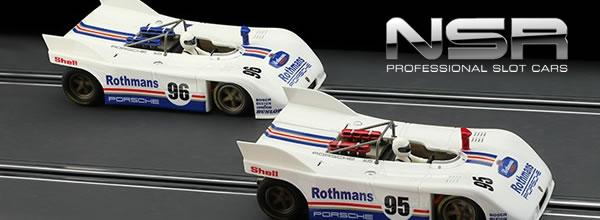 NSR Deux Porsche 9083 Rothmans bientôt sur les pistes de slot