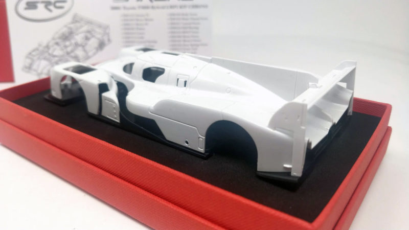 SRC - kit Toyota TS050 - SCP