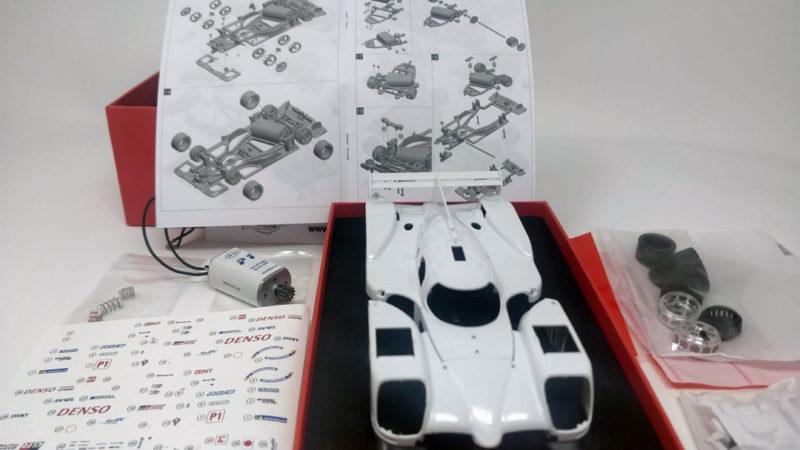 SRC - kit Toyota TS050  le kit avec guide de montage - SCP