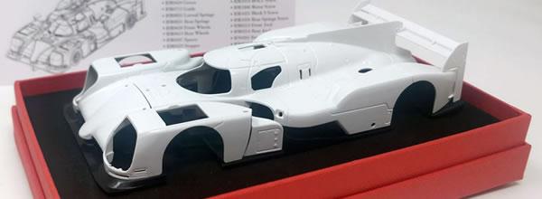 SRC le kit de la Toyota TS050 est arrivé