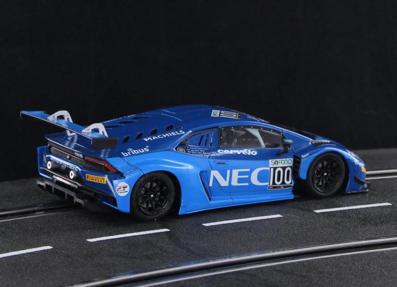 Sideways la LB H GT3 #100 Attempto Racing (CAR01J)