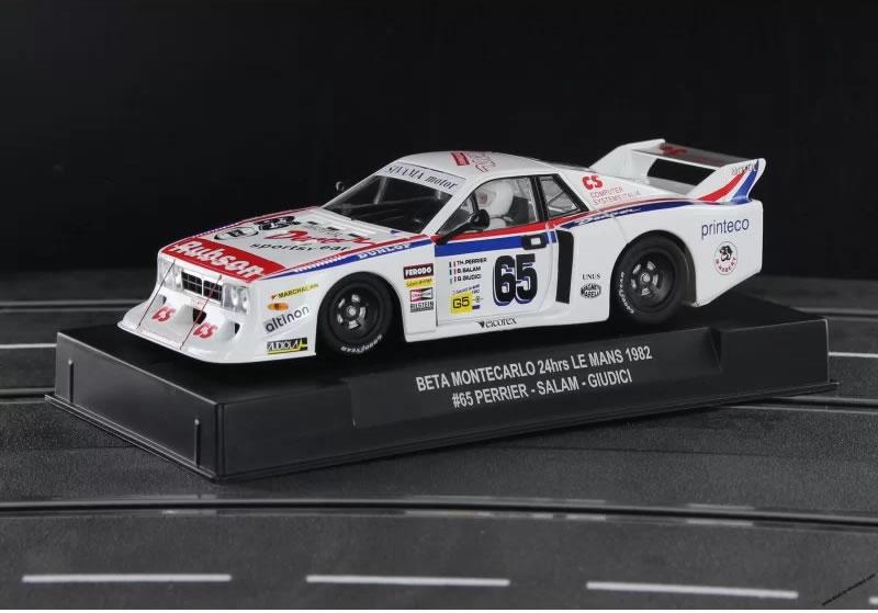 Sideways la Lancia Beta Montecarlo Gr.5 – 24h le Mans 1982 – SW73