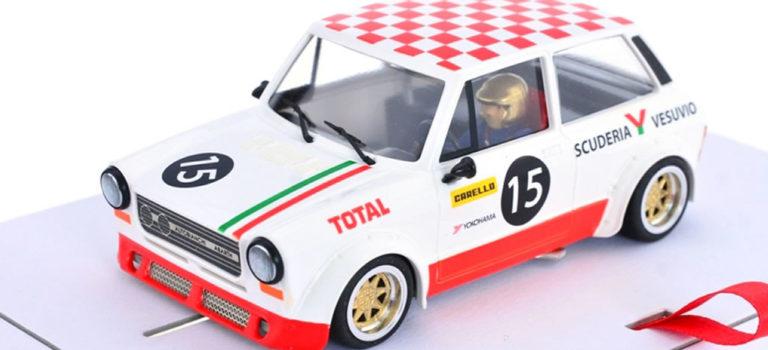 TTS: les photos de l'Autobianchi A112 Abarth Gr.2 Scuderia Vesuvio #15
