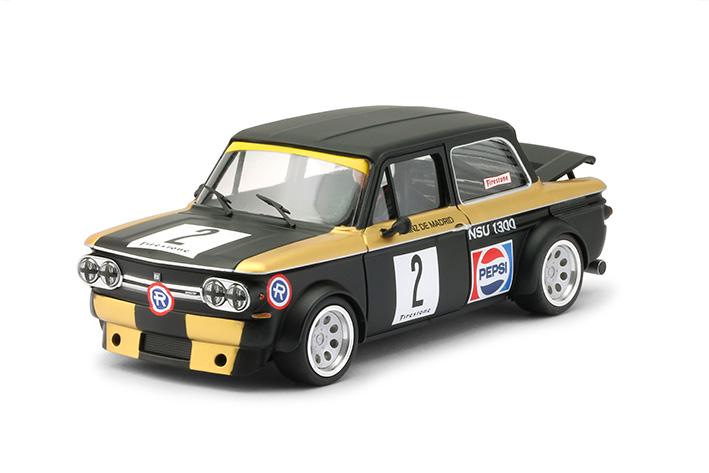 BRM – NSU TT – #2 Montjuich 1973