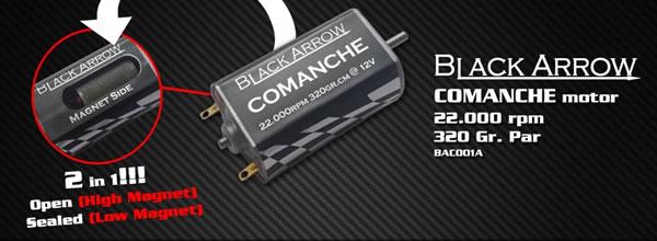 Black Arrow Le moteur Comanche V1.0-1
