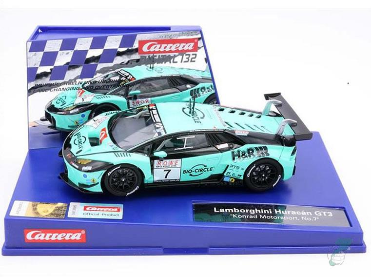 Carrera - Lamborghini Huracan GT3 Konrad Motorsport #7 - 27661
