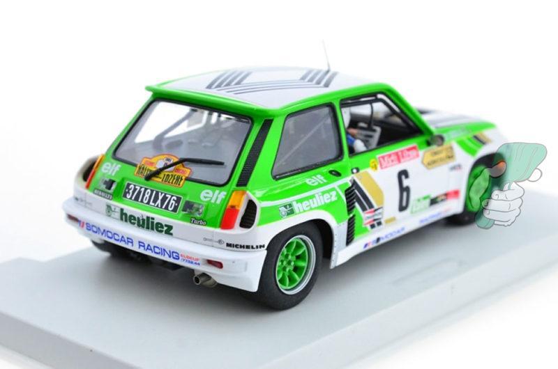 Fly Model car la  R5 Turbo Rallye de Lozère 1985 - E2016