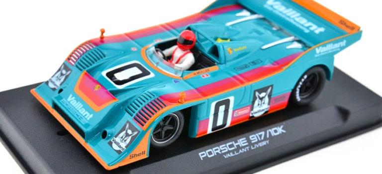 NSR: La Porsche 917/10K Vaillant 0208SW  est disponible