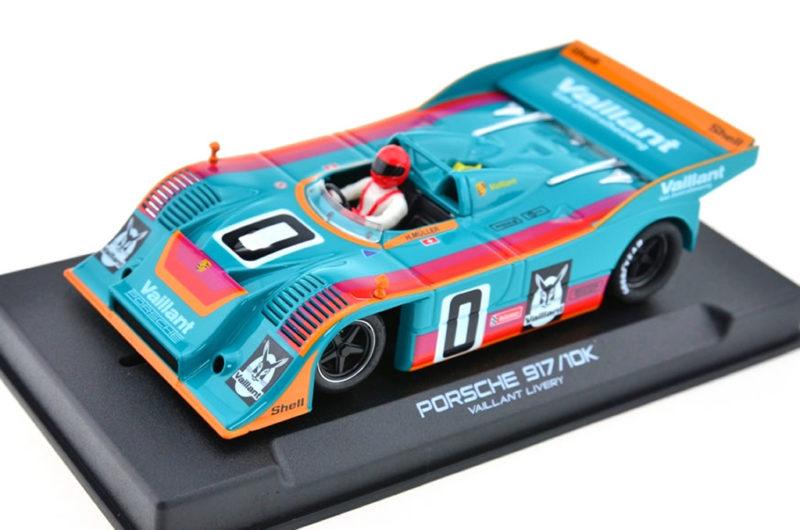 NSR 0208SW - Porsche 91710K livrée Vaillant # 0