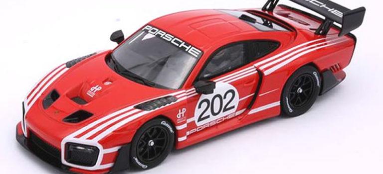 Carrera: la Porsche 935 GT2 Nr. 202 «30962»