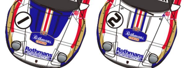 Revoslot: Les Porsche 911 GT2 Rothmans #1 & #2 - RAUH-Welt
