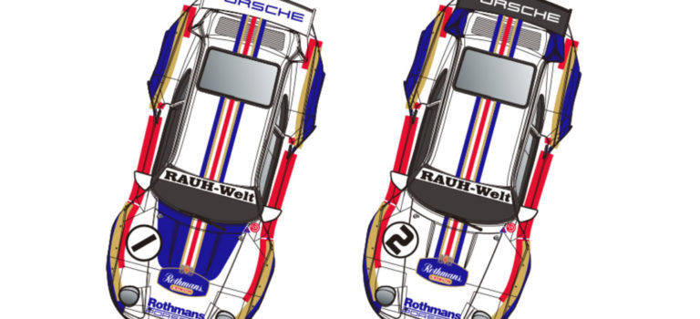 Revoslot: Les Porsche 911 GT2 Rothmans #1 & #2 – RAUH-Welt