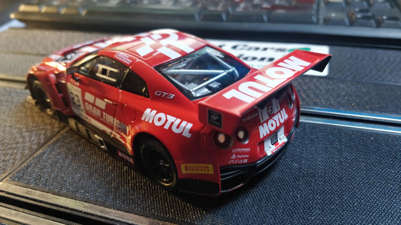 SCP - Nissan GT-R by Slot.it