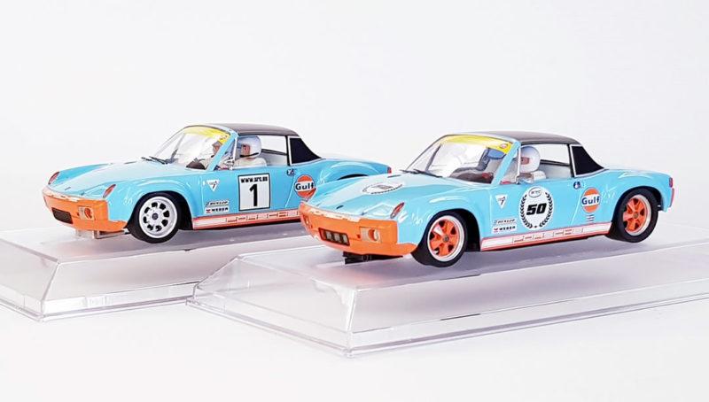SRC 2 Porsche 914/6 anniversary pour la gamme S&B
