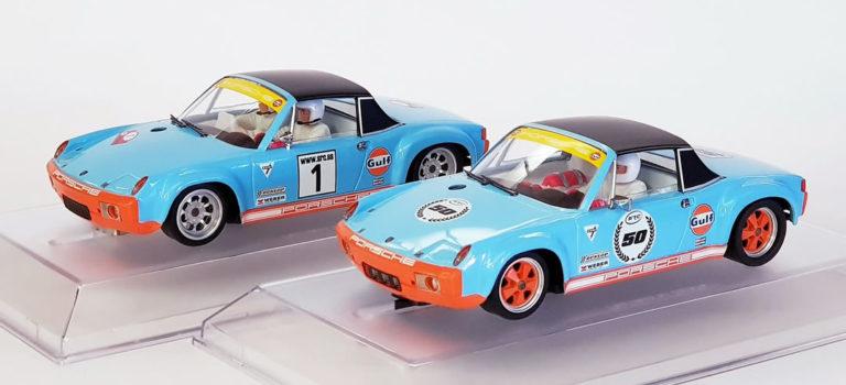 SRC: 2 Porsche 914/6 «anniversary» pour la gamme S&B