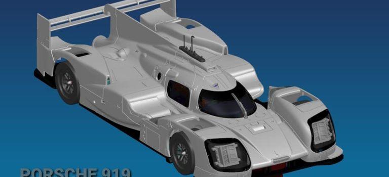 SRC: La Porsche 917 Hybrid en projet pour la fin de l'année