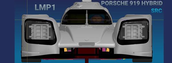 SRC: La Porsche 917 Hybrid