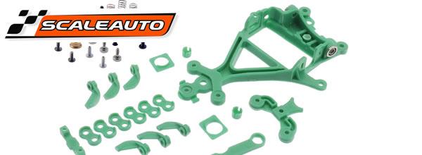 Scaleauto: Des nouveaux supports moteur RT-4 pour slot cars