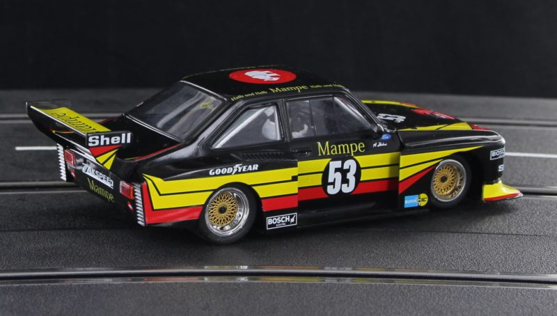Sideways la Ford Escort Gr5 2e DRM Norisring19 - A. Hahn – MAMP
