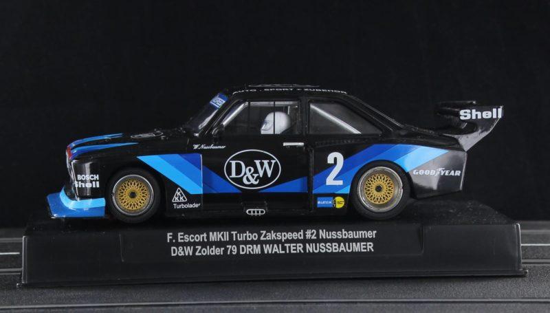 Sideways la Ford Escort Gr5 2e Zakspeed n2 Nussbaumer D & W Zolder 1979 DRM
