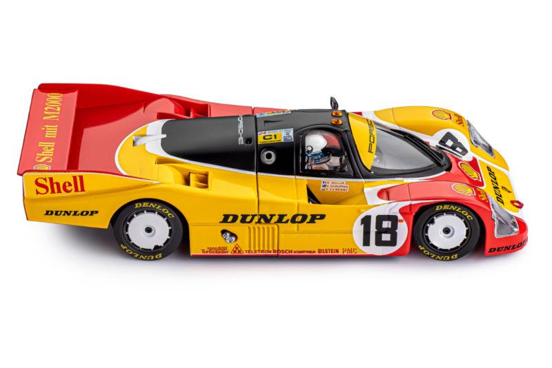 Slot.it - La Porsche 962C Shell #18- CA03m