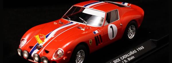 SlotCar Today Une Ferrari 2050 GTO pour les 10 ans du site